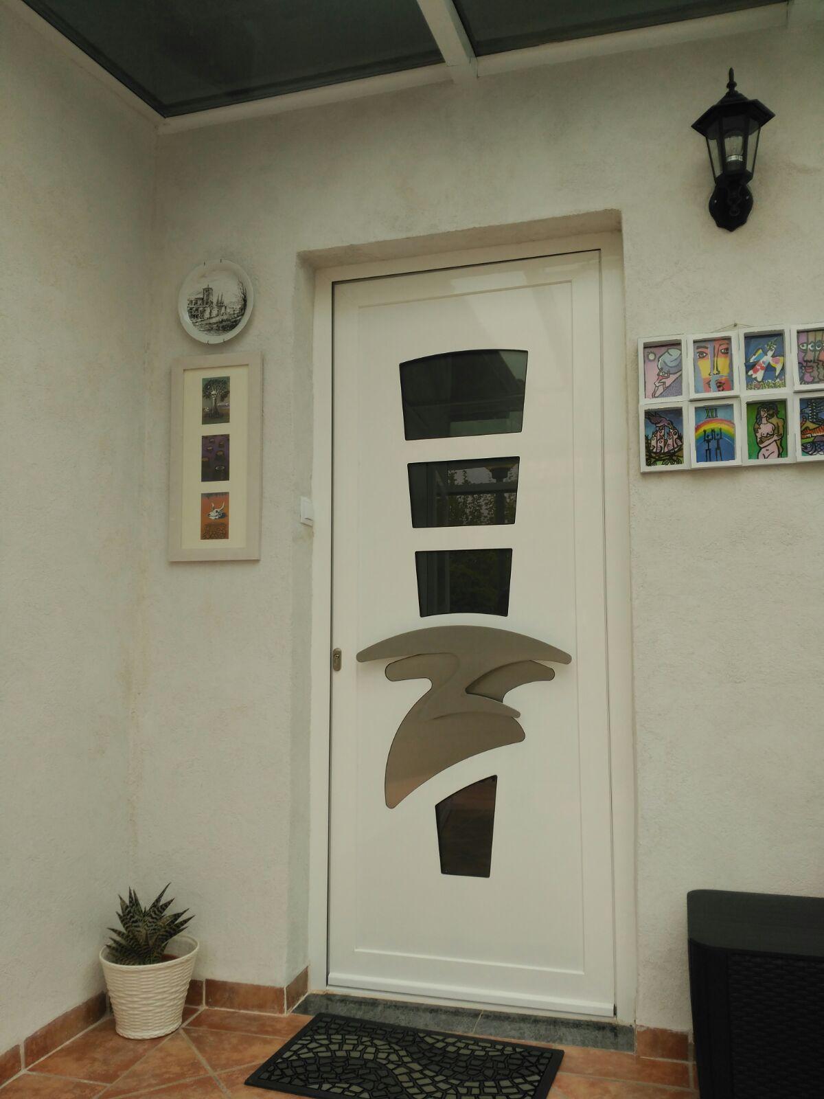 Puerta entrada Honorio